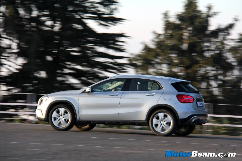2014 Mercedes GLA Specifications