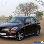 2014 Mercedes ML63 AMG Review