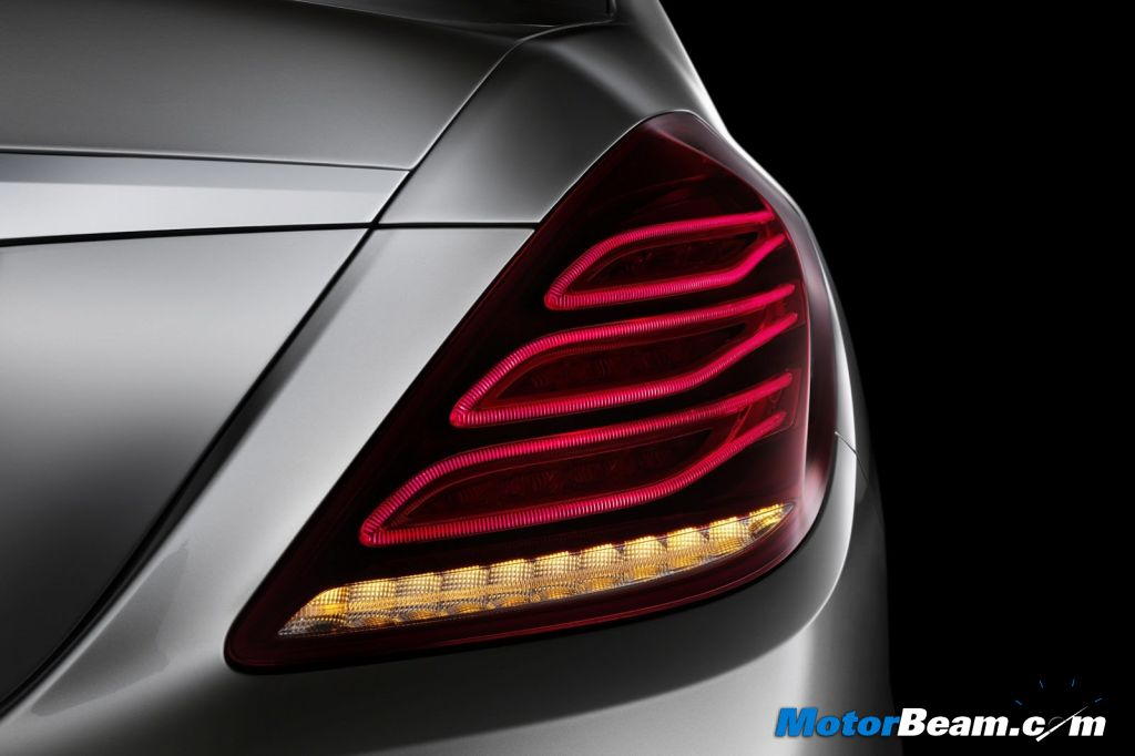 2014 Mercedes S-Class LED Review
