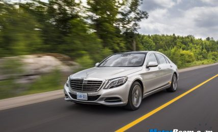 2014 Mercedes S-Class Performance Review