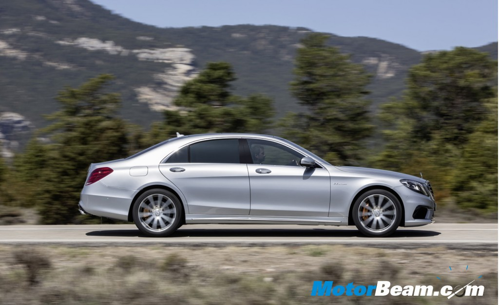 2014 Mercedes S-Class Performance