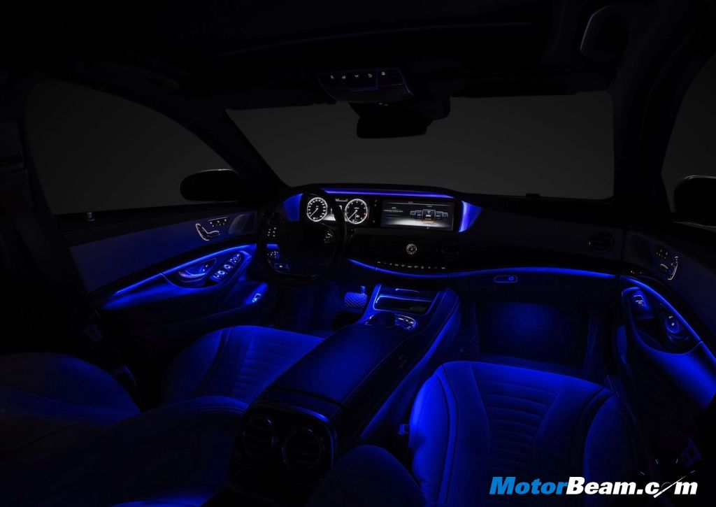2014 Mercedes S-Class User Experience
