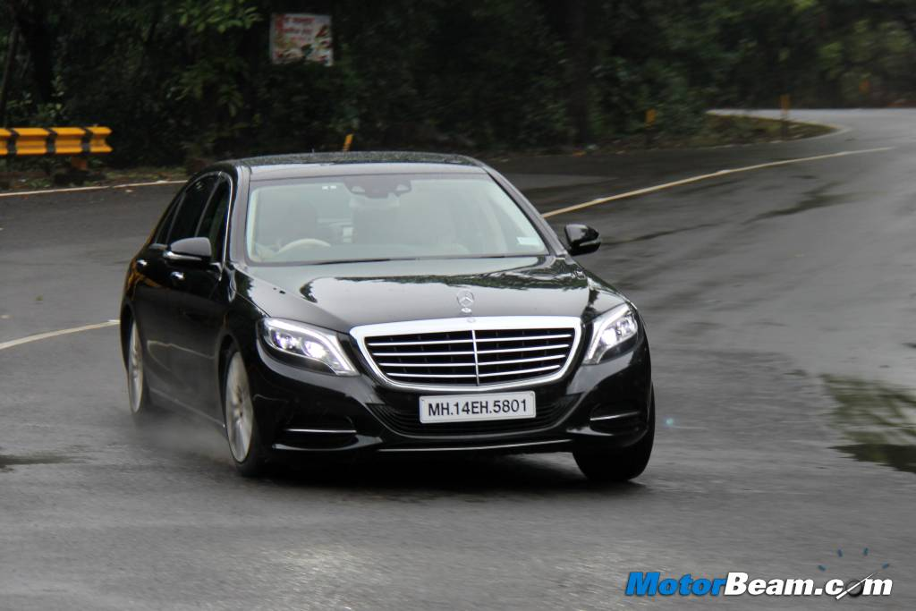 2014 Mercedes S350 CDI Road Test