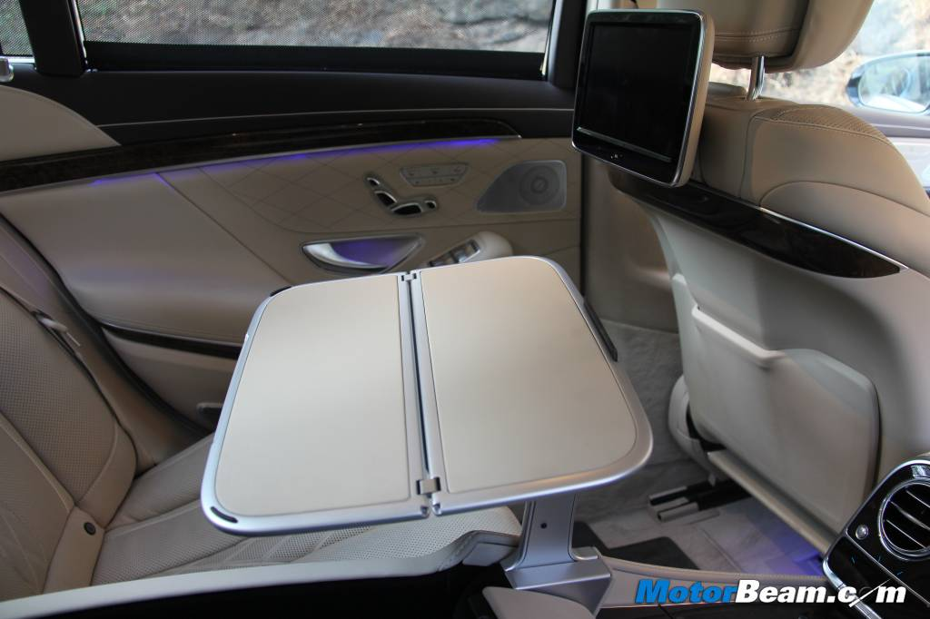 2014 Mercedes S500 India Review