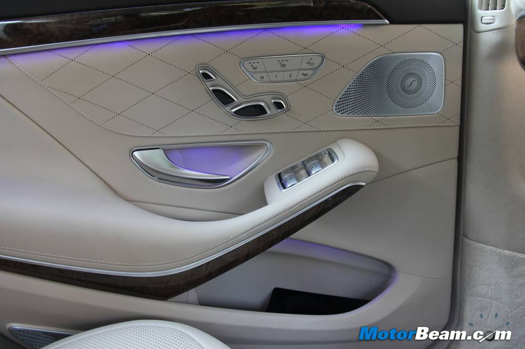 2014 Mercedes S500 Interior Review