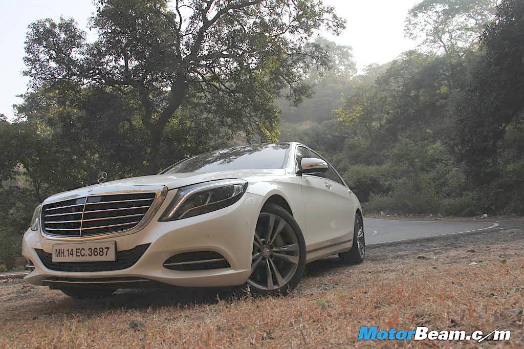 2014 Mercedes S500 Review