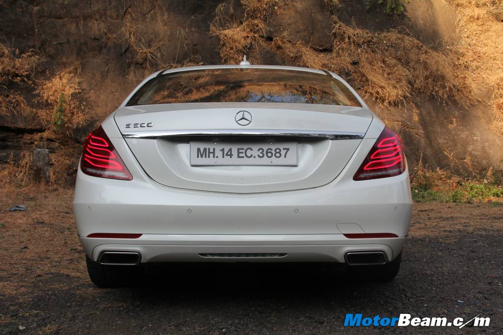 2014 Mercedes S500 Test Drive Review