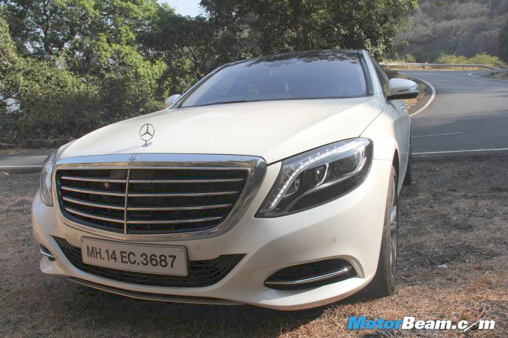 2014 Mercedes S500 Test Drive