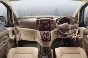 2014 Nissan Evalia Facelift Dashboard
