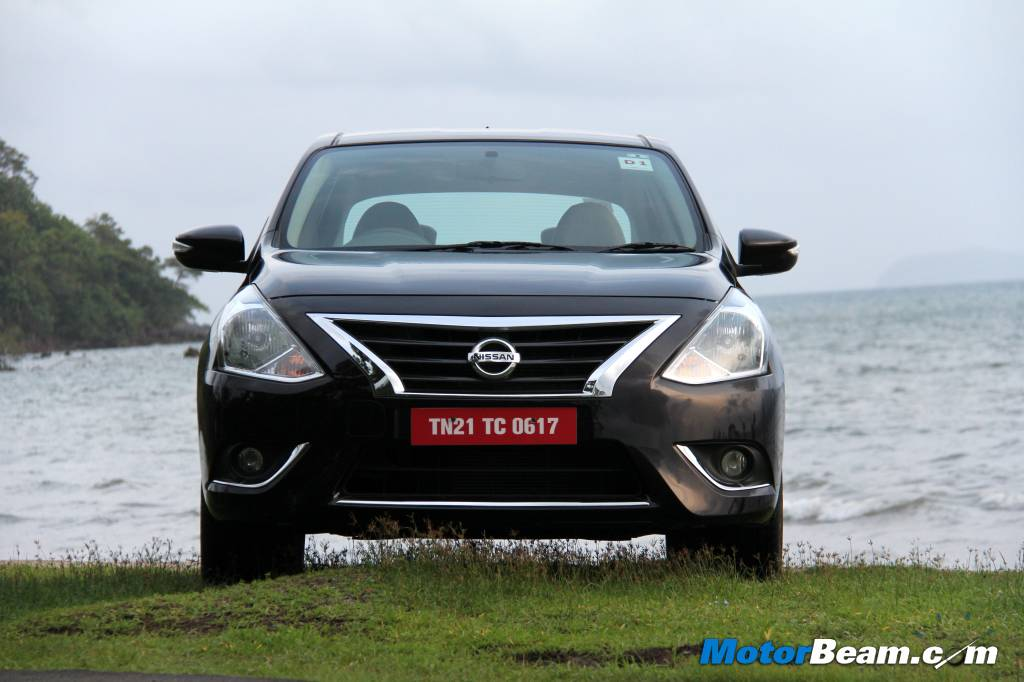 2014 Nissan Sunny Review