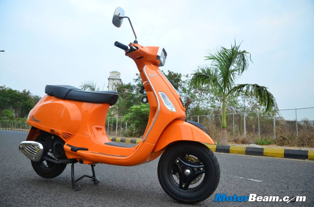 2014 Piaggio Vespa Long Term Review