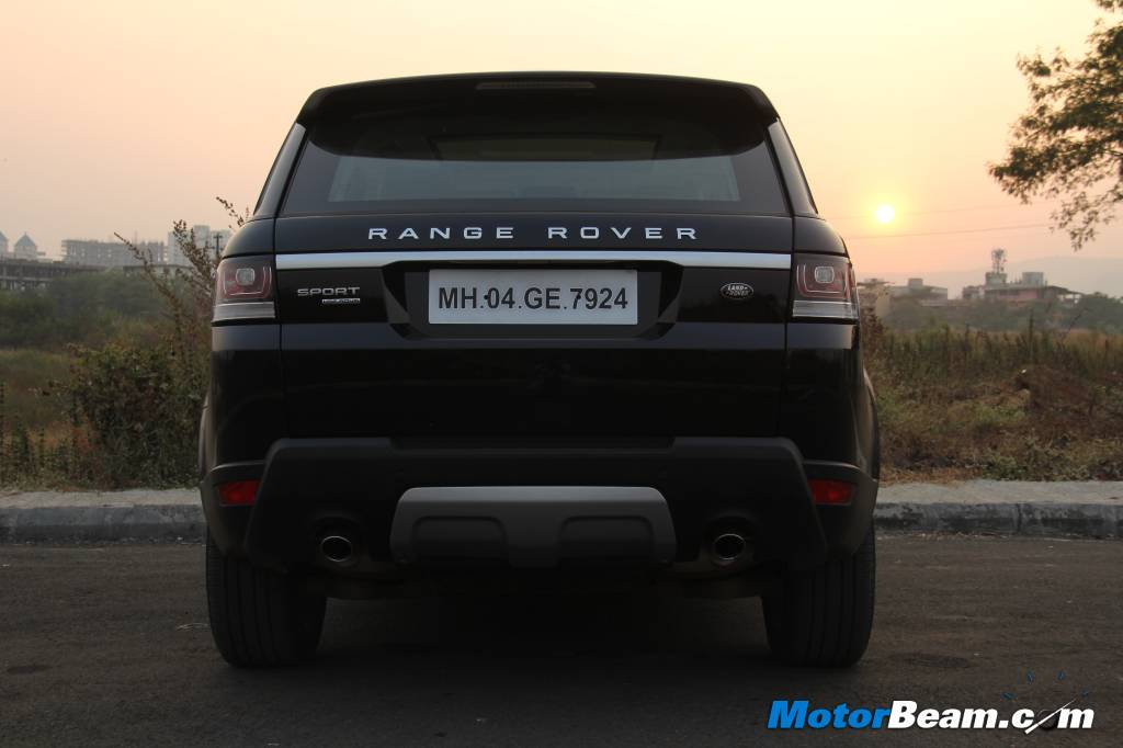 2014 Range Rover Sport Review India