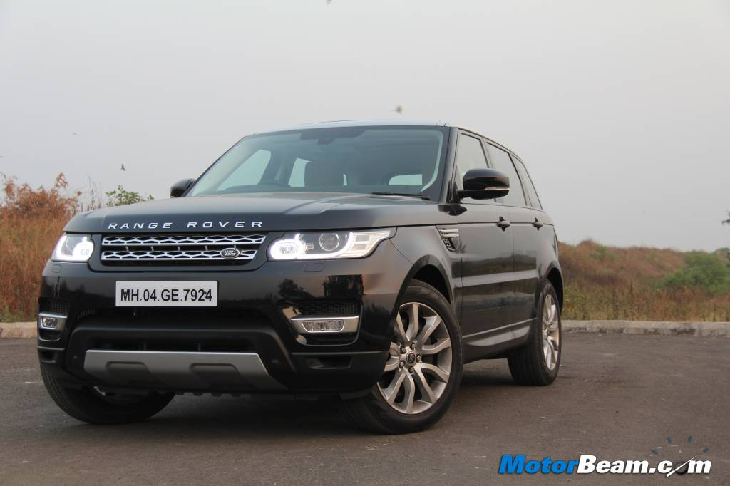 2014 Range Rover Sport Test Drive Review