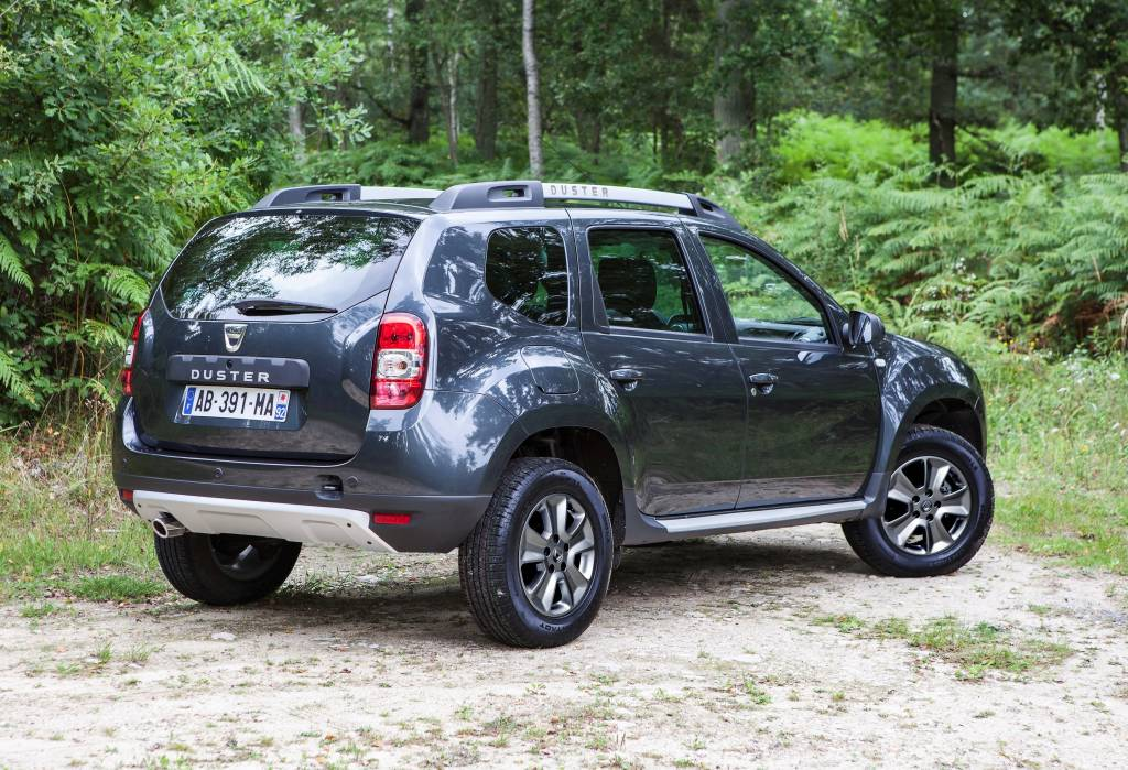 2014 Renault Duster Changes