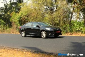 2014 Renault Fluence Performance Review