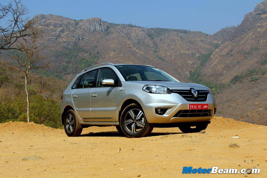 2014 Renault Koleos Test Drive Review