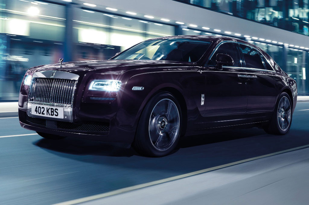 2014 Rolls Royce Ghost V-Specification Front
