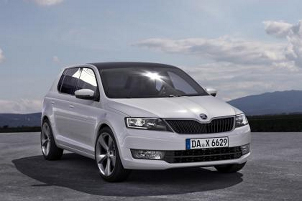 Skoda To Re-Launch Fabia, New 7-Seater SUV In India