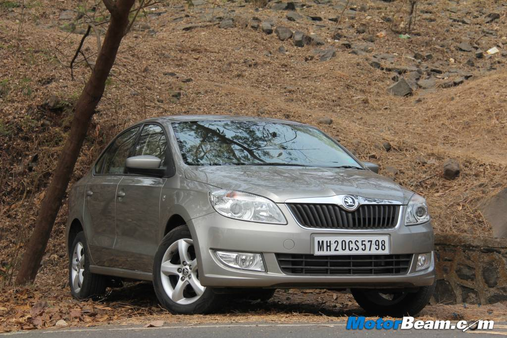 2014 Skoda Rapid Review