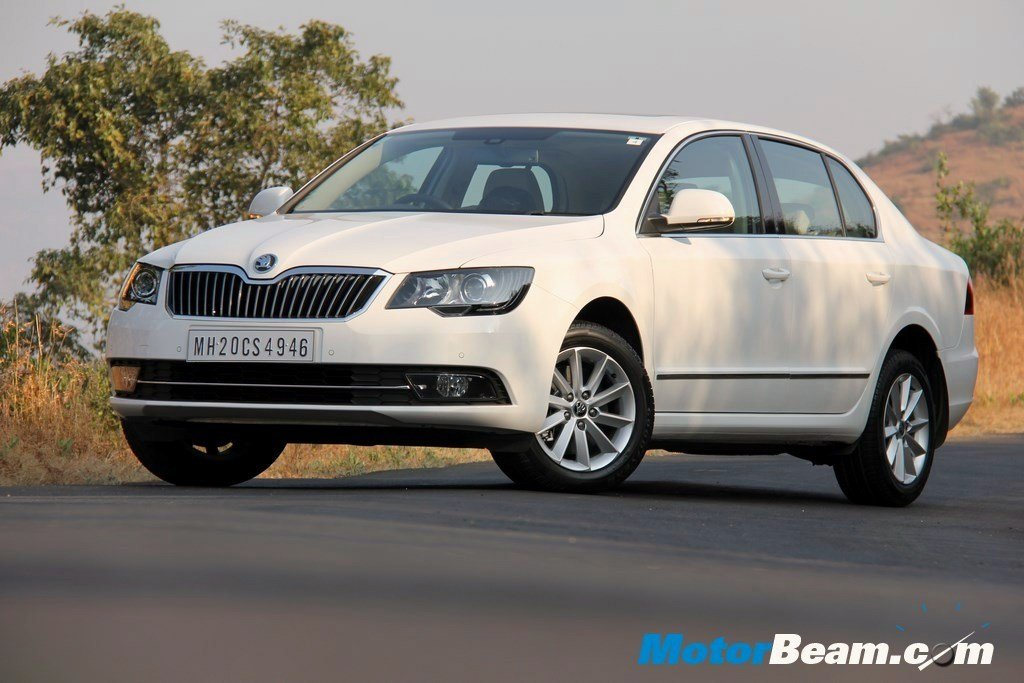 2014 Skoda Superb Test Drive Review
