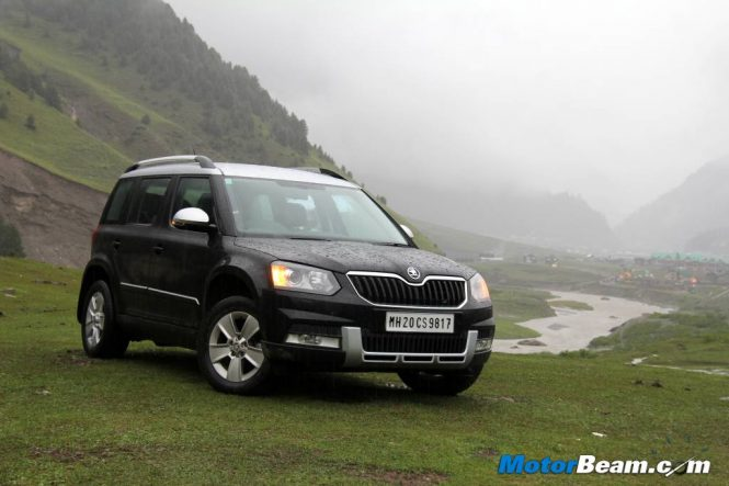 2014 Skoda Yeti Test Drive Review
