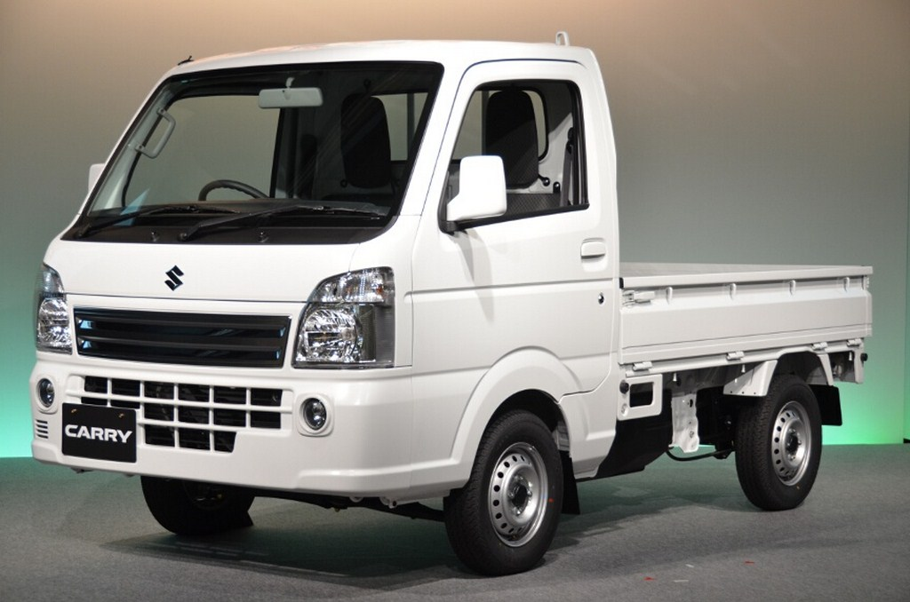 new car launches by maruti in 2015Maruti Suzuki Light Commercial Vehicle To Be Launched In 2015