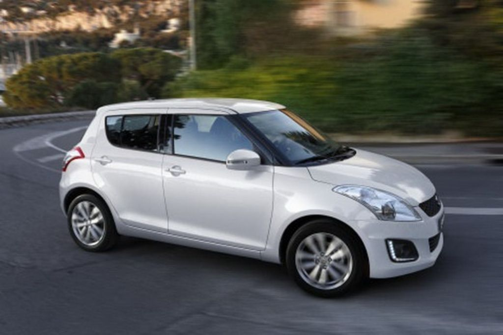 2014 Suzuki Swift Facelift