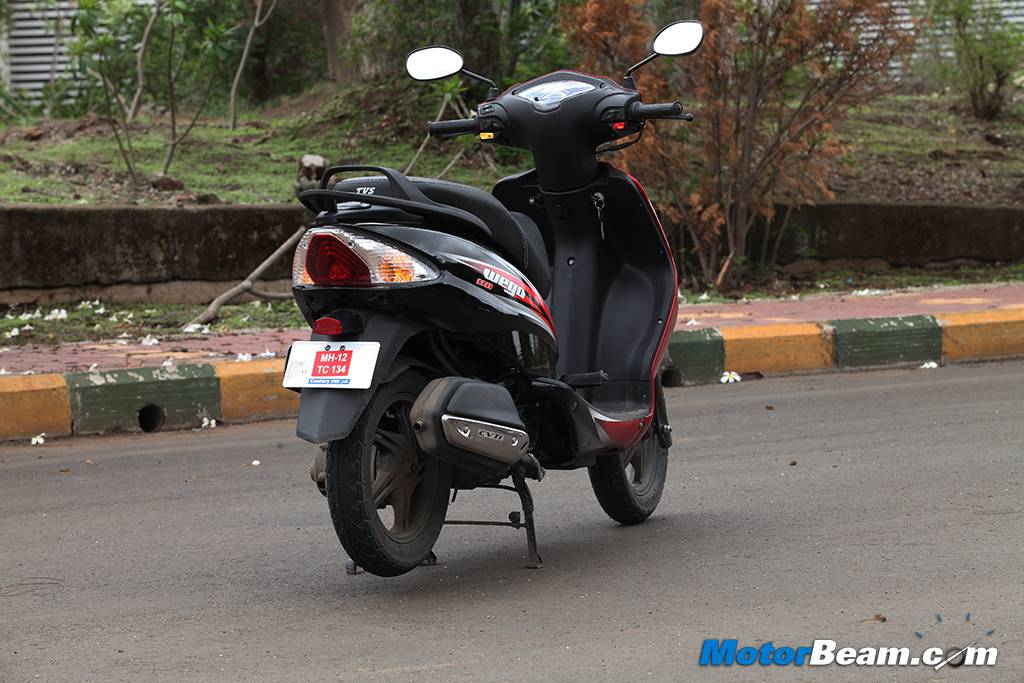 2014 TVS Wego Review