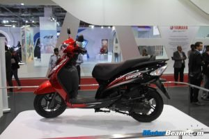 2014 TVS Wego Upgrade