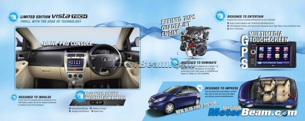 2014 Tata Vista Tech Brochure