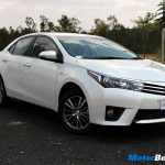 2014 Toyota Corolla Altis Test Drive Review
