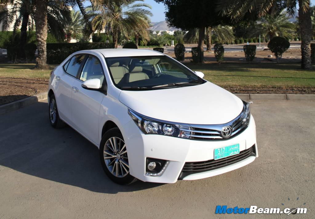 2014 Toyota Corolla Test Drive Review