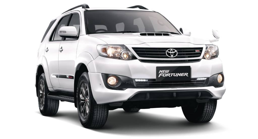 2014 Toyota Fortuner Facelift Launched In Indonesia