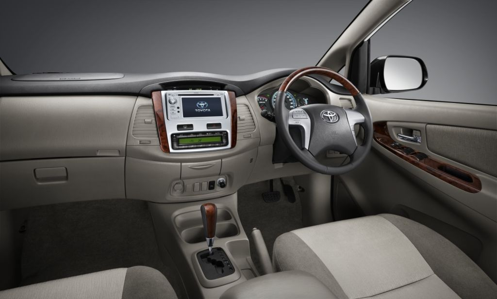 new car launches october 2014 india2014 Toyota Innova Facelift Launched In India