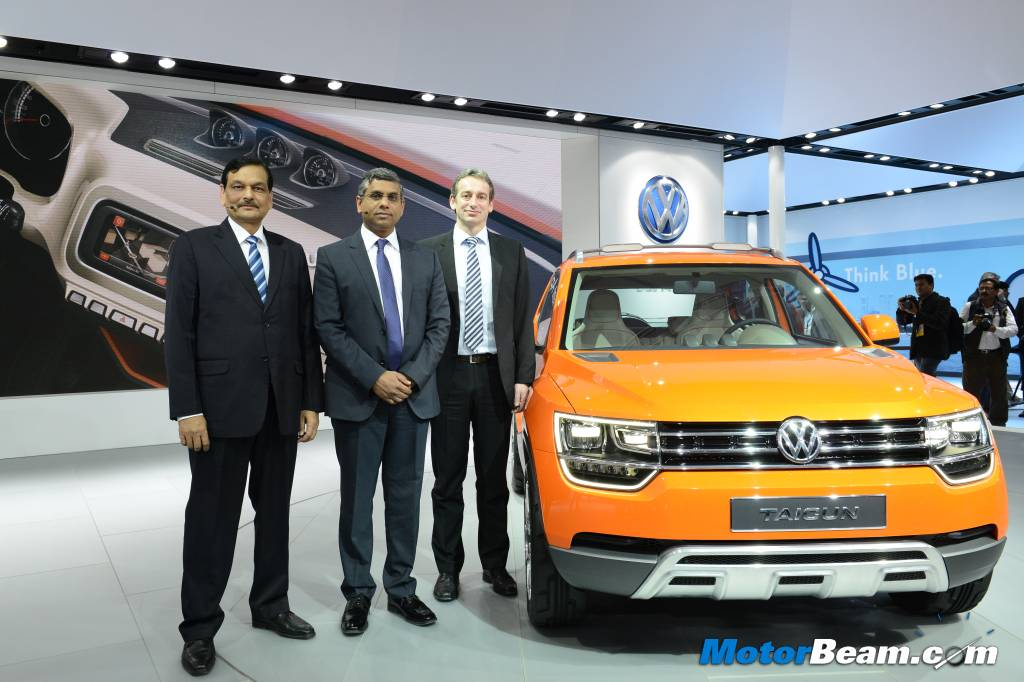 2014 Volkswagen India Interview