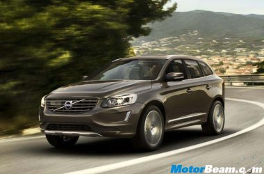 Volvo India To Launch XC60 & S60 Facelift In October