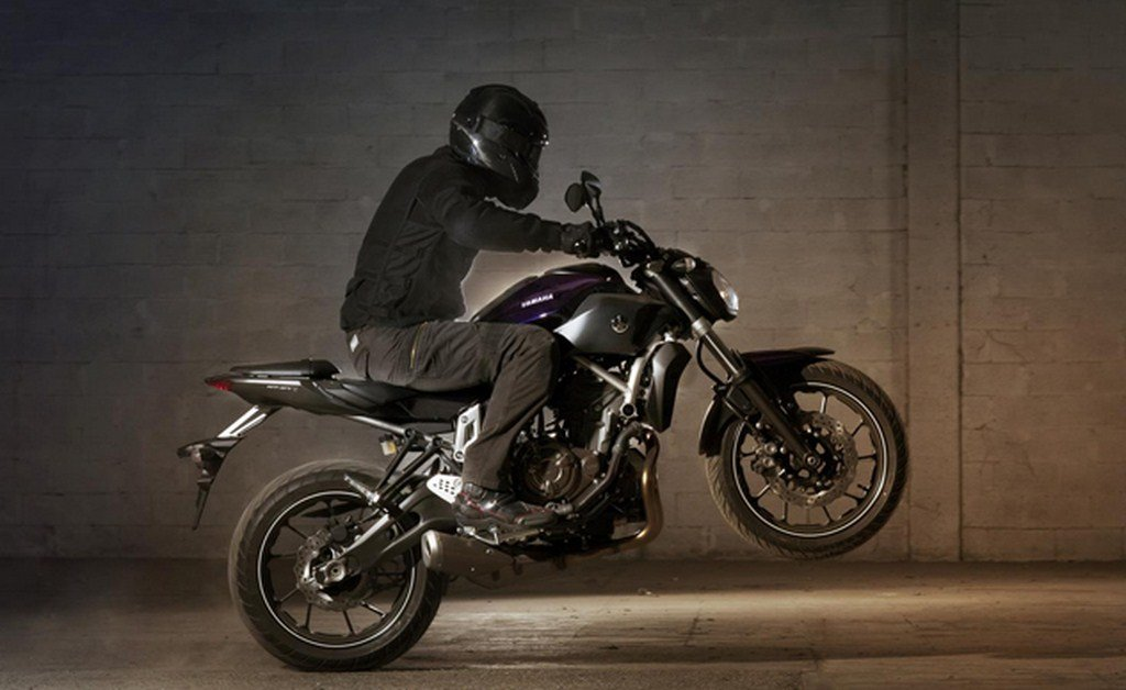 2014 Yamaha MT-07 Specifications Pictures