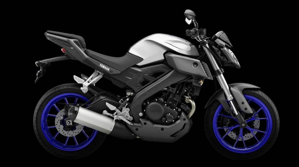 2014 Yamaha MT-125 Blue