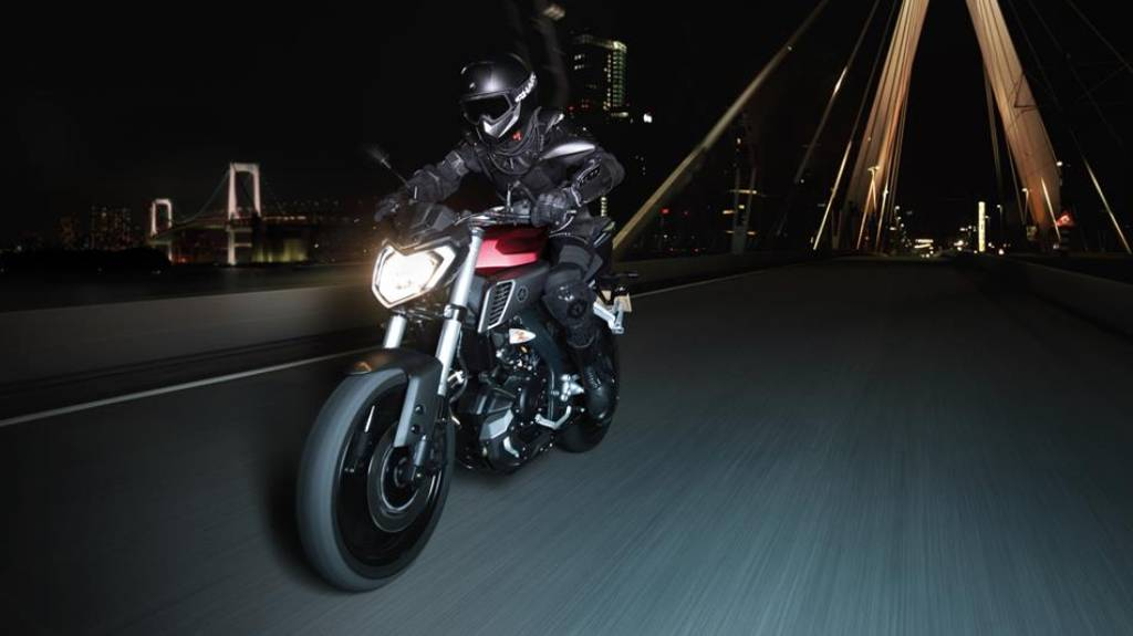 2014 Yamaha MT-125 Ride