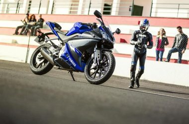 Yamaha R125 Imported To India For R&D But Won't Be Launched
