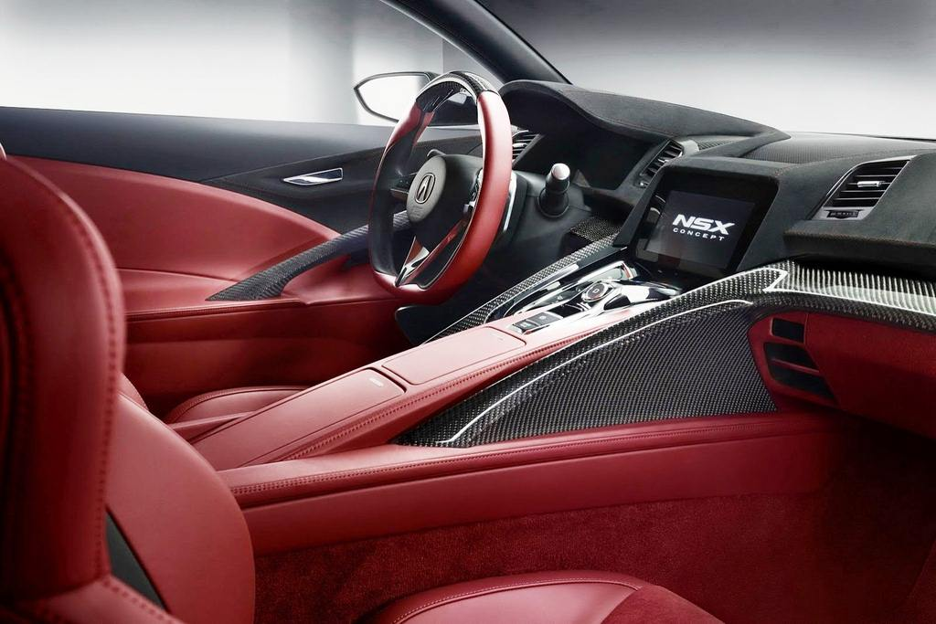 Acura Nsx Concept Ii Pictures And Details