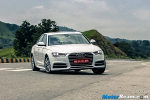 2015 Audi A6 Matrix Review