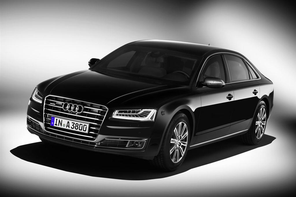 2015 Audi A8L Security Showcase