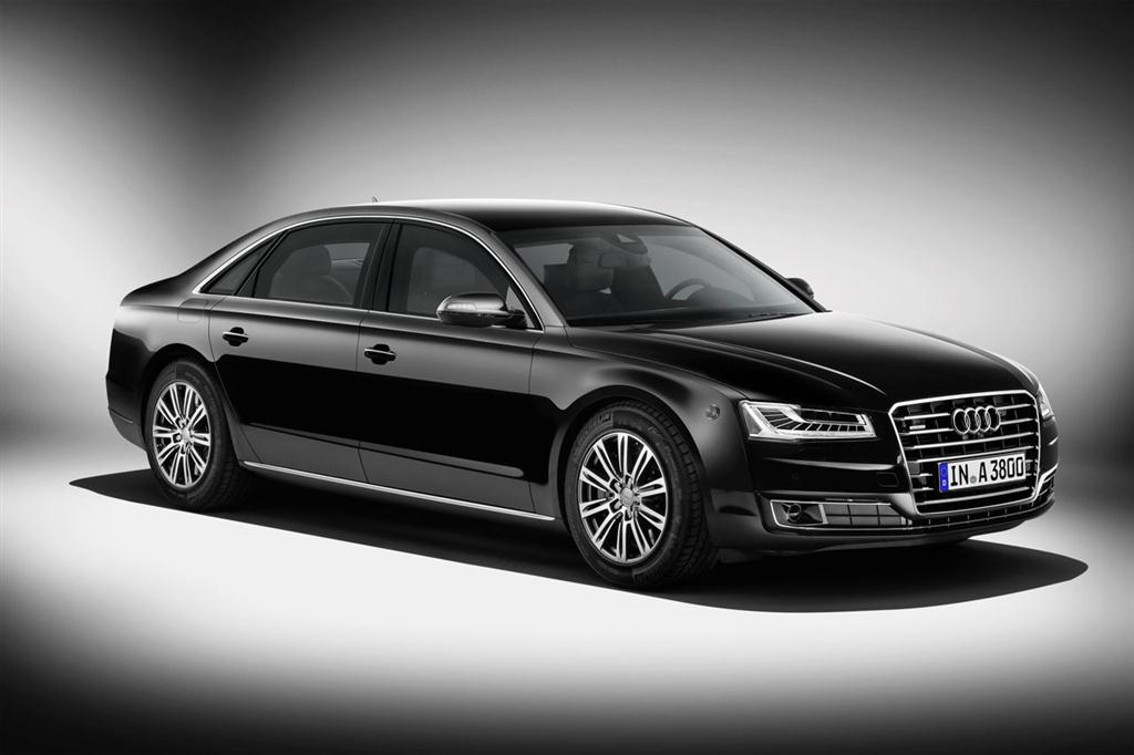 2015 Audi A8L Security Wallpaper