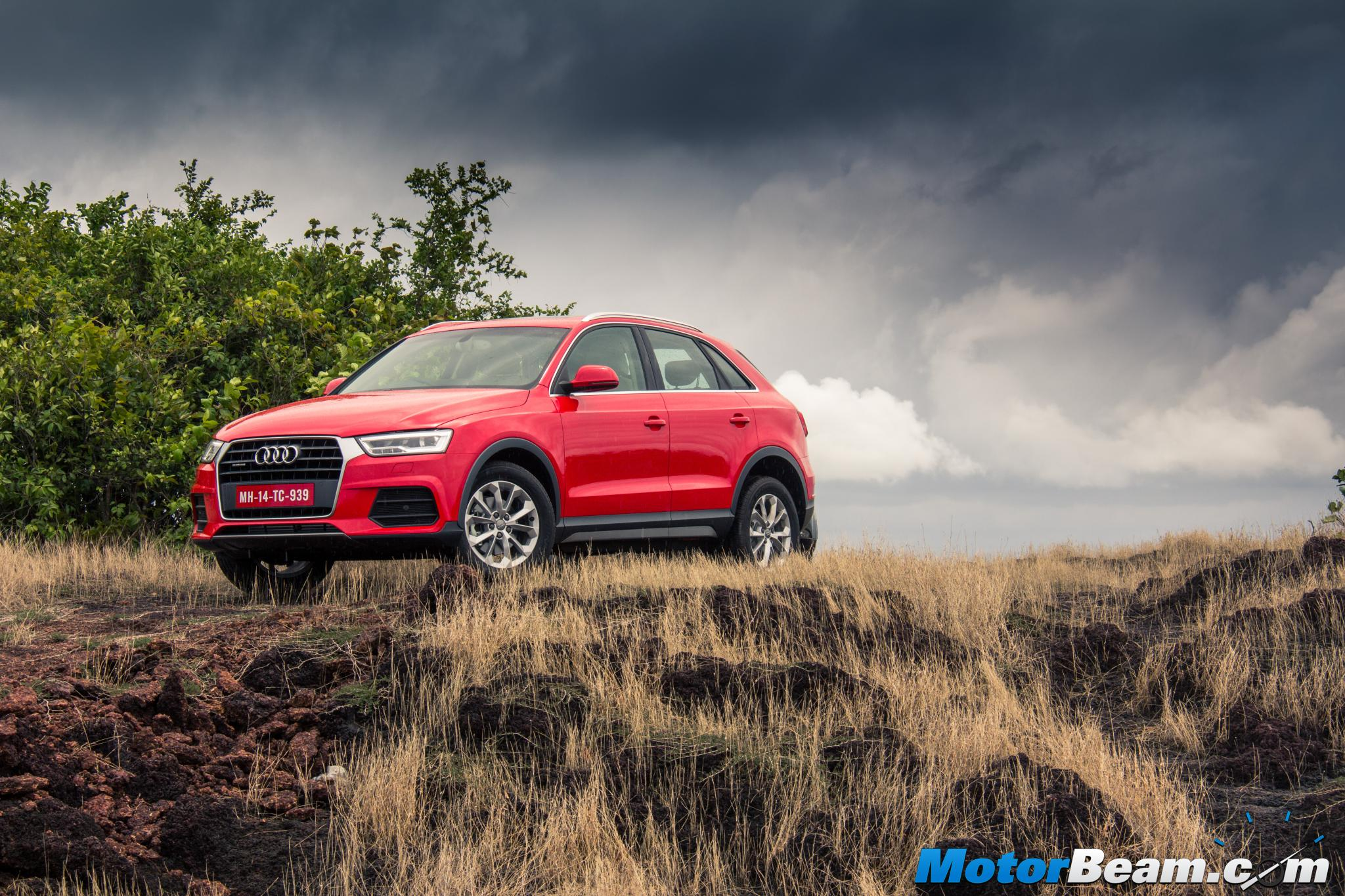 2015 Audi Q3 Facelift Test Drive Review