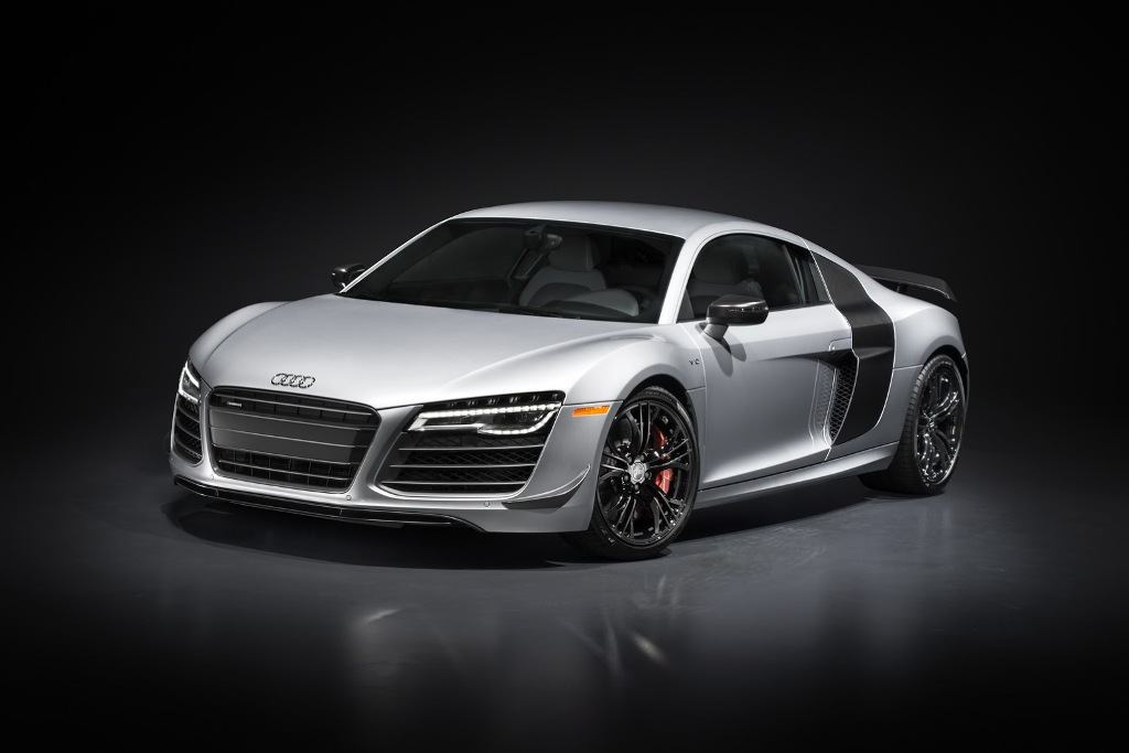 2015 Audi R8 Competition Front