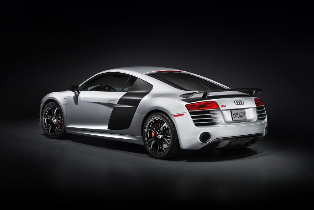 2015 Audi R8 Competition Rear
