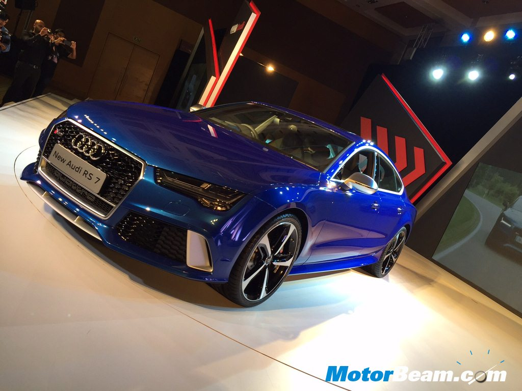 2015 Audi RS7 Facelift Price