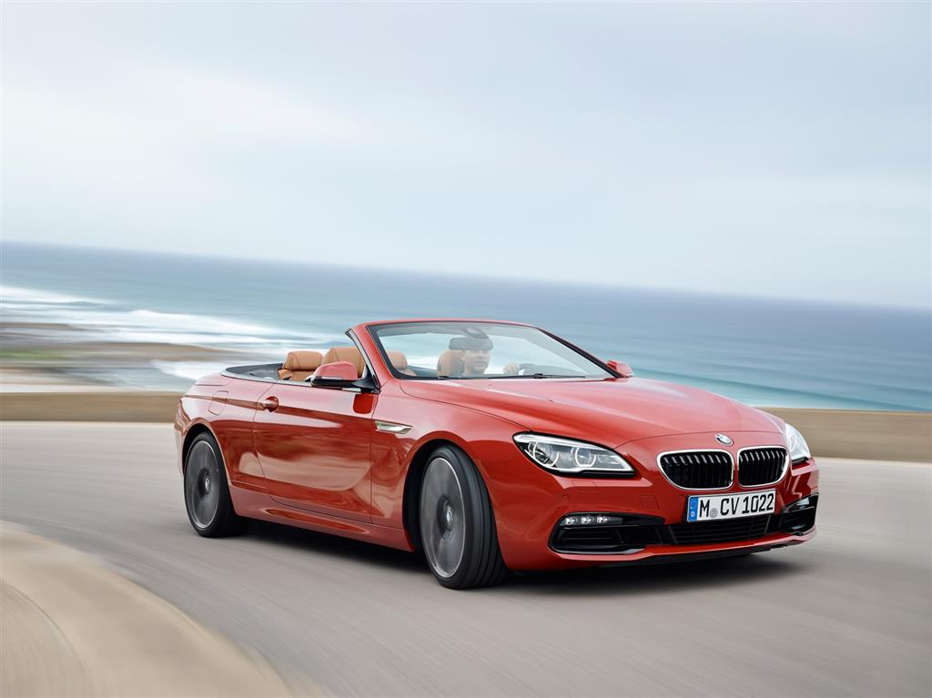 2015 BMW 6-Series Wallpaper
