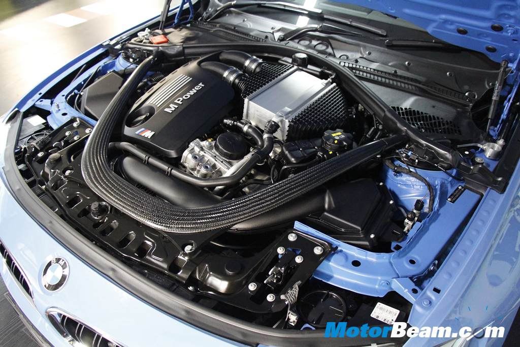 2015 BMW M3 Engine Review